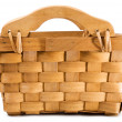 Wattled basket — Stock Photo