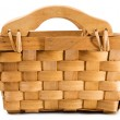 Wattled basket — Stock Photo #3609183