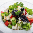 Stock Photo: greek salad&quot