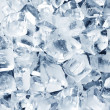 Background in the form of ice cubes — Stock Photo #3649646