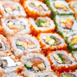 Sushi and rolls — Stock Photo #3835091