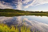 Heavenly reflection — Stock Photo