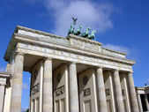 Brandenburg Gate — Stockfoto