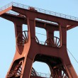 Zeche Zollverein in Essen - Stock Photo