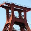Zeche Zollverein in Essen — Stock Photo #3545305