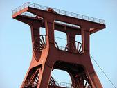 Zeche Zollverein in Essen — Stock Photo