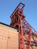 Industriekultur in Gelsenkirchen — Stock Photo