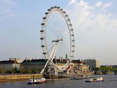 London Eye — Stock fotografie
