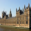 Palace of Westminster — Stock Photo
