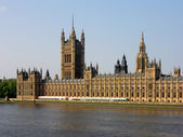 Palace of Westminster — Stockfoto