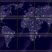 Map — Stock Photo