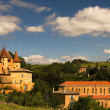 Beaujolais scenery — Stock Photo #3403968