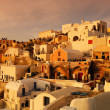 Stock Photo: Waiting for sunset in Oia