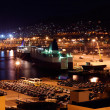 The port of Piraeus — Stock Photo