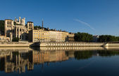 The city of Lyon, France — Stock Photo