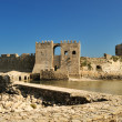 Stock Photo: Castle at Methoni
