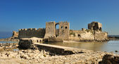 The castle at Methoni — Stock Photo