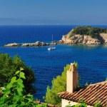 Постер, плакат: View from an Aegean island