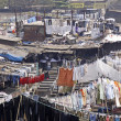 Dhobi Ghat, Mumbai, India — Stock Photo