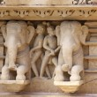 Temple Carvings — Stock Photo