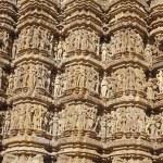 Temple Decorations — Stock Photo
