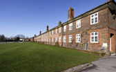 Mews Cottages — Stock Photo