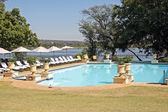 Royal bazén livingstone — Stock fotografie