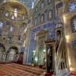 A Tile Paradise; Sokollu Mehmet Pasha Mosque - Stock Photo