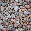 Stock Photo: Fragment of road surface from gravel