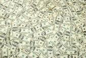 Achtergrond met geld — Stockfoto