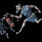 The Water Bearer (Aquarius) — Stock Photo