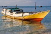 Indonesain Fishing boat — Stock Photo