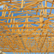 Roof Truss, Construction — Stock Photo #3527469