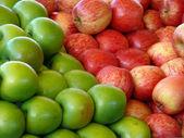 Äpfel — Stock Photo