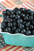 American blueberries — Stock Photo