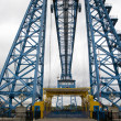Stock Photo: Transporter Bridge