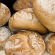 Bread close up - Stock Photo