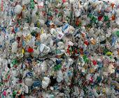 Recycled Plastic — Stock Photo