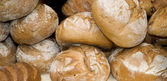 Bread close up — Stock Photo