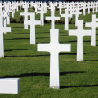 American War Cemetery — Stock Photo #3460435