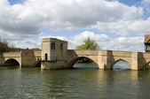 Old Bridge at St Ives — Stock Photo