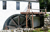 Old Water Mill — Stockfoto