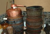 Whisky Still — Stock Photo