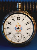 The old dial pocket watch — Stock Photo