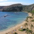 Hanauma Bay, Honolulu, Oahu, Hawaii 2 — Stock Photo