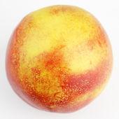 整个有机桃 — 图库照片