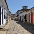 Street in Paraty — Stock Photo
