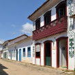Stock Photo: Street in Paraty