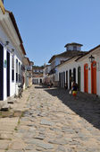 Rue à paraty — Photo