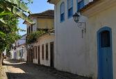 Street in Paraty — Stock Photo